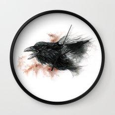 The Omen Wall Clock