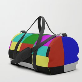 STATIC TV Duffle Bag
