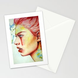 Clarity (VIDEO IN DESCRIPTION!!) Stationery Cards