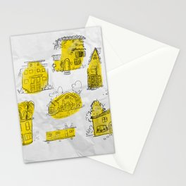 My House is Your House Stationery Cards