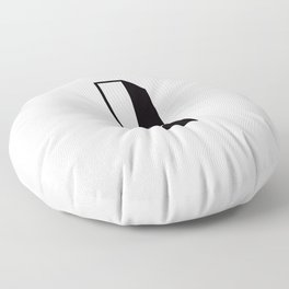 Exclamation Point ! ... Exclamation Mark ! Floor Pillow