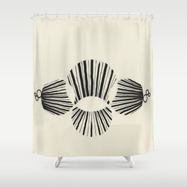 Lady & Pepper Classic Shower Curtain