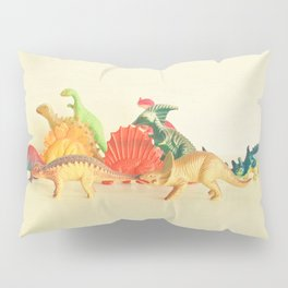 Walking With Dinosaurs Pillow Sham