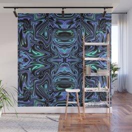 Futurist Liquify Wall Mural