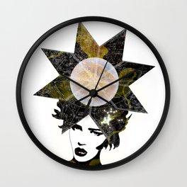 Sagittarius (zodiac series 2) Wall Clock