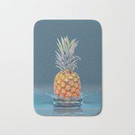 Pineapple Strike Bath Mat