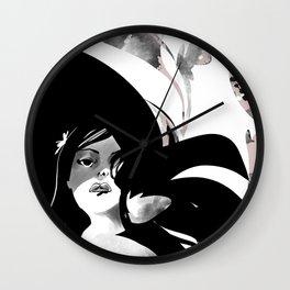 Ôlive Wall Clock