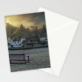 Loose Hill And Chequers Stationery Cards