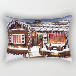 Home for the Holidays! Rectangular Pillow