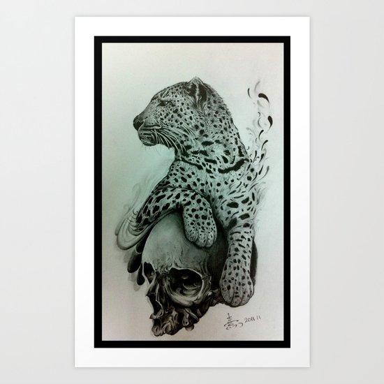 by Reeve Wong Art Print