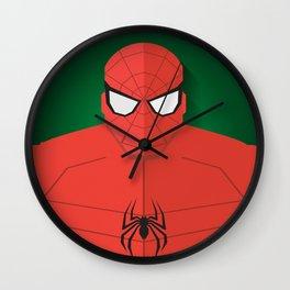Homem Aranha Wall Clock
