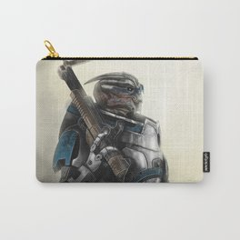 A busy Turian Carry-All Pouch