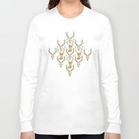 montana Long Sleeve T-shirts featuring Montana Redneck by Blind Thistle