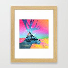 Matterhorn 1 Framed Art Print