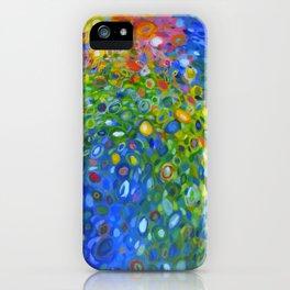 Donna's Garden  iPhone Case