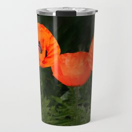 Oriental poppies Travel Mug
