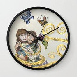 Embracing Love 1 Wall Clock