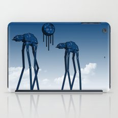 Dali's Mechanical Elephants - Blue Sky iPad Case