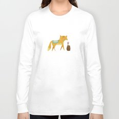 The Fox and the Hedgehog Long Sleeve T-shirt