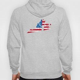 American Flag Virginia Deer Hunting Patriotic T-Shirt Hoody