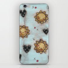 Hello Sunshine - by Diane Duda iPhone & iPod Skin