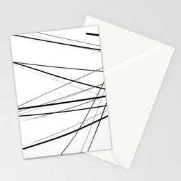 Urban Abstract III Stationery Cards