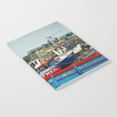 Coverack Boats Notebook