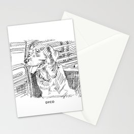 Nala / Porkchop Stationery Cards