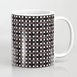 Metal shine mesh Coffee Mug