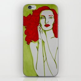 Complements  iPhone Skin