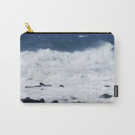 Indian Ocean After Spring Tide Carry-All Pouch