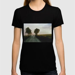Drive into the Mist T-shirt