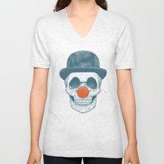 Dead clown Unisex V-Neck