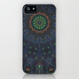 Mandala Inside iPhone Case