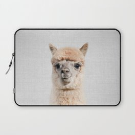 Alpaca - Colorful Laptop Sleeve