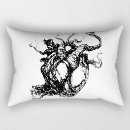 HeartTree Rectangular Pillow