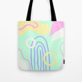 Land Of Smiles Tote Bag