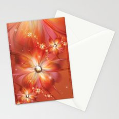 La Roja Heat Stationery Cards