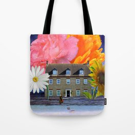 Beachside Property - My Work Here Is Done Tote Bag
