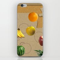 fruits iPhone & iPod Skins featuring Fruits by Nikolay Raikov