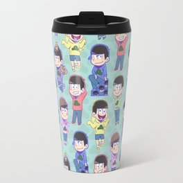 The Sextuplets Travel Mug