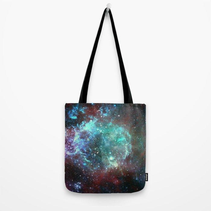 Star field in space Tote Bag
