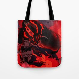 In your heart shall burn Tote Bag