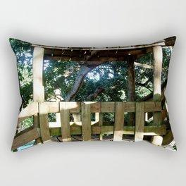 Tree house @ Aguadilla 3 Rectangular Pillow