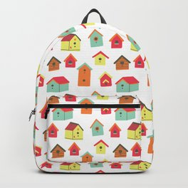 Birdhouses Backpack