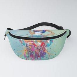 Surreal Fanny Pack