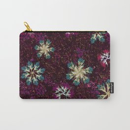 Stary Flowers Carry-All Pouch