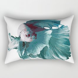 Betta Love Rectangular Pillow