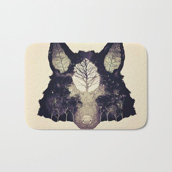 Forest Whisper (alt.) Bath Mat
