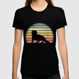 Otter Retro T-shirt